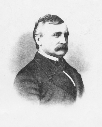 Portrait of Lucien B. Caswell