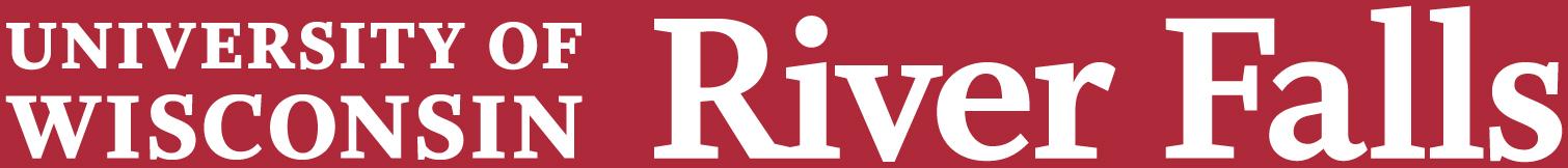 UW River Falls Wordmark