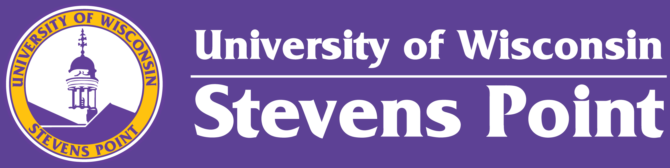 UW Stevens Point Logo